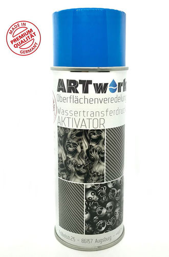 Wassertransferdruck Aktivator 400ml Spraydose ARTwork